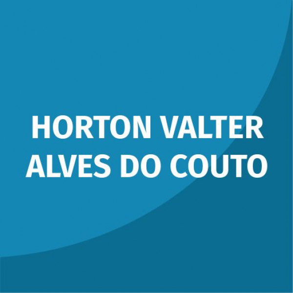 HORTON VALTER ALVES DO COUTO